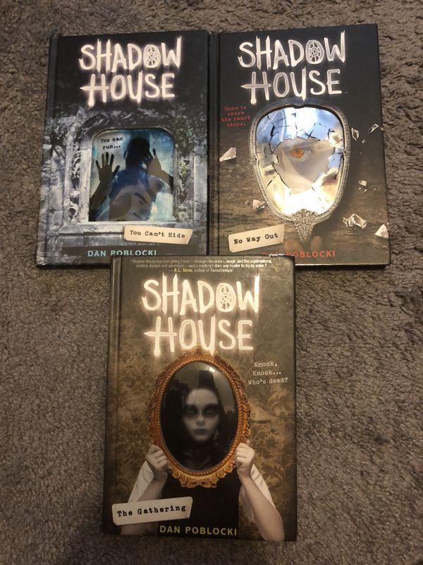 Scholastic Book Fair Shadow House Books For Sale In Las Vegas Nv