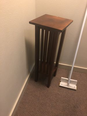 Wood stand for Sale in SeaTac, WA