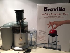 Breville juicer for Sale in Alexandria, VA