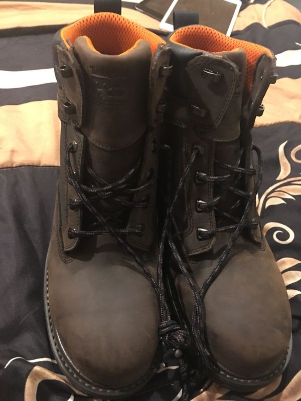 d3b86a2b848 Timberland pro anti fatigue boots for Sale in Kent, WA - OfferUp