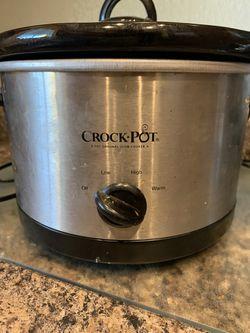 Crockpot Black + Silver Thumbnail