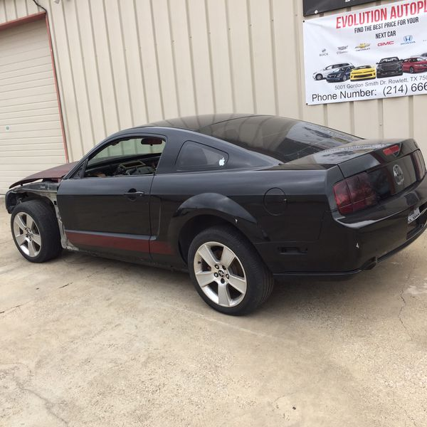 Mustang GT Parts 05-09 For Sale In Rowlett, TX
