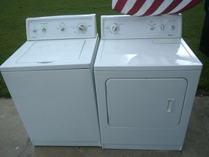 Kenmore washer and dryer set for Sale in Orlando, FL