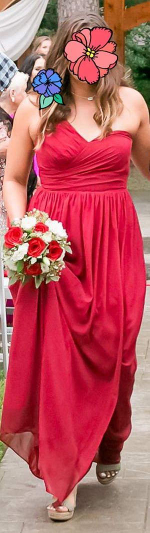 Formal dress/bridesmaids dress for Sale in Houston, TX