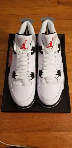 Brand New Air Jordan Retro 4 OG size 11.5 for Sale in Manassas, VA