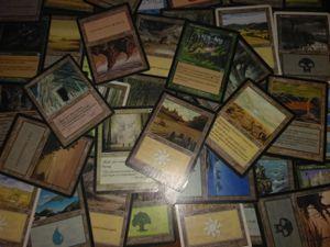 Magic cards land 😊 for Sale in Salt Lake City, UT
