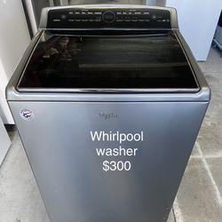 Whirlpool Washer  Thumbnail