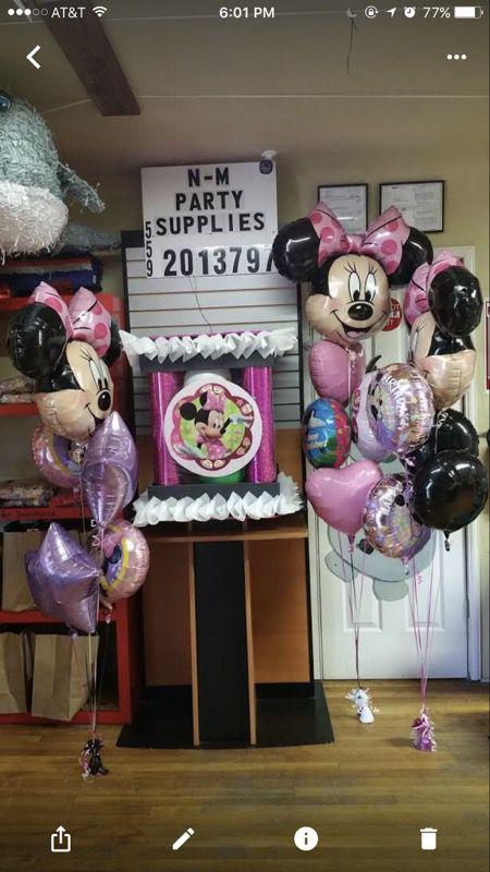 Pinatas Balloons Party Supplies Decorations Affordable