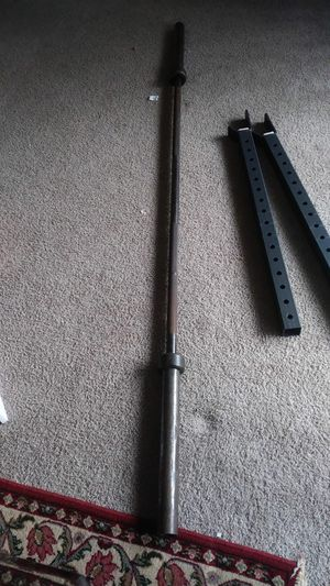 Olympic barbell for Sale in Lansdowne, VA
