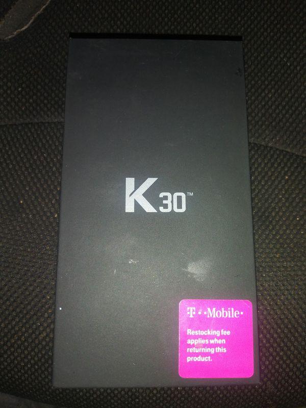 Lg k30 T Mobile BRAND NEW IN BOX!!! for Sale in Glendale, AZ - OfferUp
