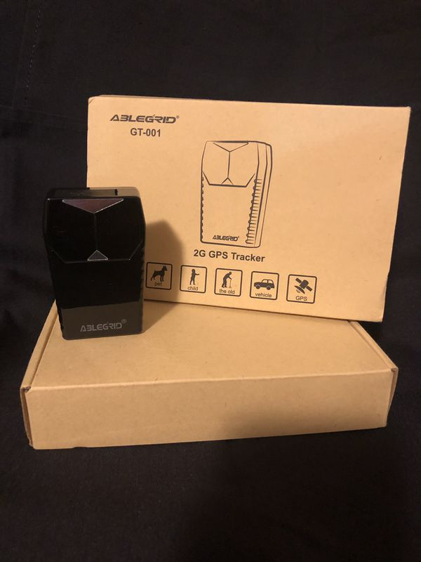 Able grid GT-001 GPS tracker for Sale in Sacramento, CA - OfferUp