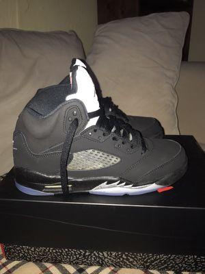1ee12994d347f3 Air Jordan 5 Retro OG gs boys size 6y for Sale in Berkeley