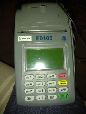 First Data credit card machine for Sale in Aspen Hill, MD