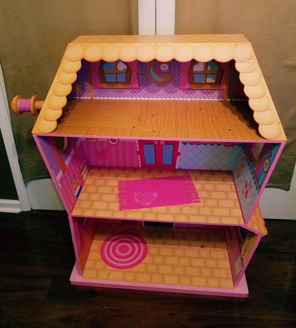 Lalaloopsy Doll House For Sale In Jacksonville Fl Offerup