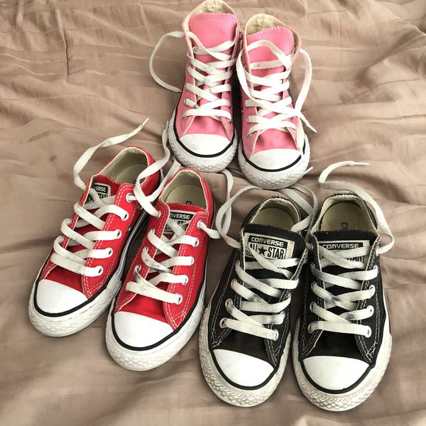 3ef3daf39178 Converse Chuck Taylor All Star Shoes - Kids  for Sale in Anaheim