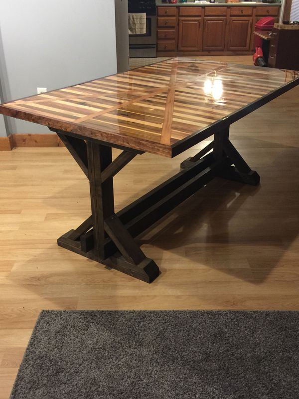 Dining Table Custom Made Reclaimed Wood For Sale In Sturbridge MA - Custom made reclaimed wood dining table