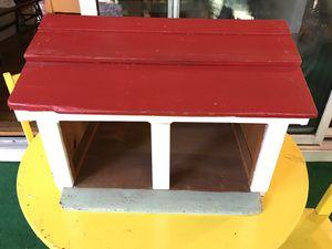 Wooden toy garage for Sale in Richmond, VA