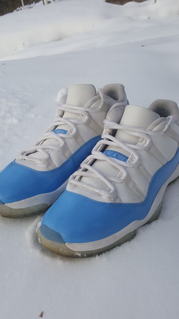 3b6f2745cc1816 Jordan 11s Carolina Blues Size 11 for Sale in Kansas City