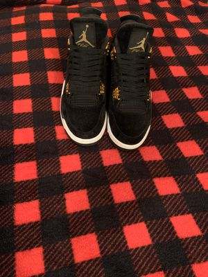 Photo Jordan 4 royalty size 8.5 100% authentic no OG box