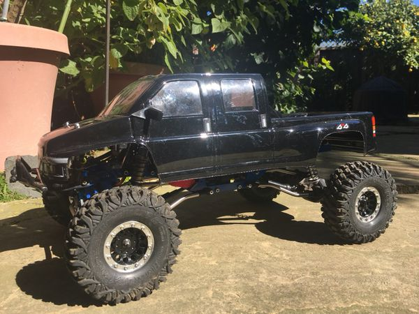 "Axial scx10 ii wraith custom 13"" wroncho for Sale in Pacifica, CA - OfferUp"