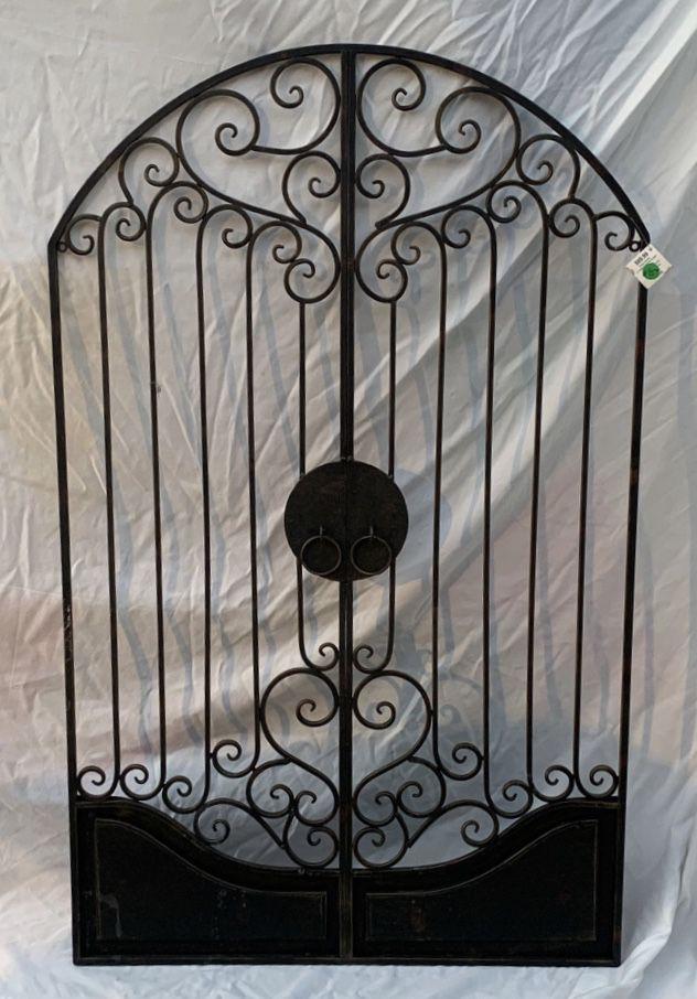 Decorative rod iron Art