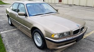 Photo 01 BMW 740IL
