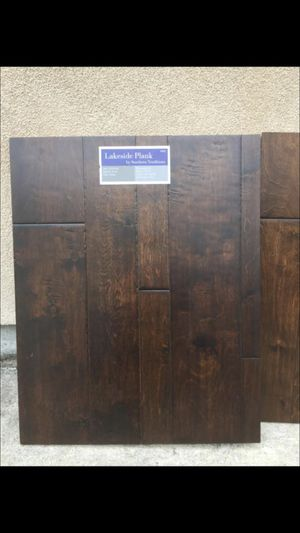 Lakeside Hand Scrapped 100 Real Hard Wood Floors Floors For Sale 2