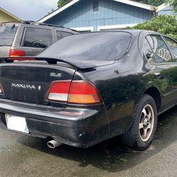 1998 Nissan Maxima Thumbnail