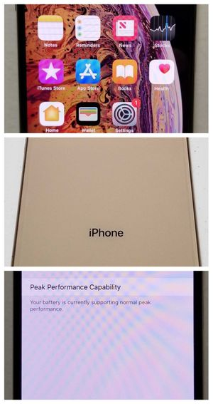 New In Box Apple Gold iPhone XS Max - 256GB for Sale in Baltimore, MD