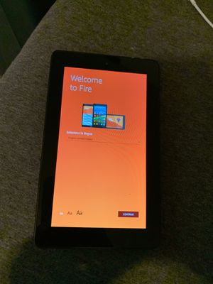 Amazon Fire tablet for Sale in Hyattsville, MD
