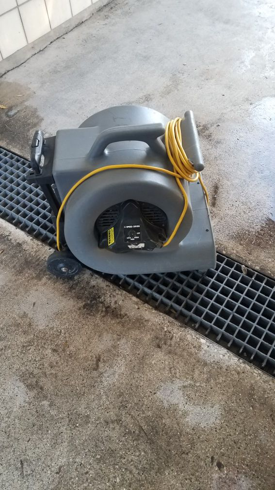 150 air mover
