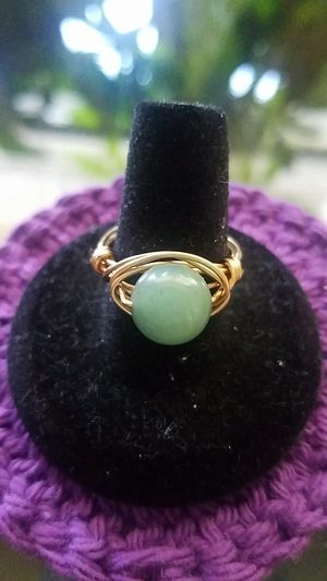 Handmade wire wrapped ring for Sale in Glen Burnie, MD