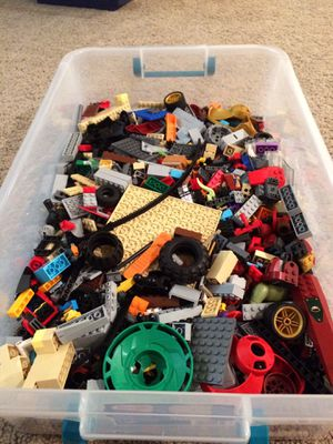 Assorted LEGO pieces for Sale in Ashburn, VA