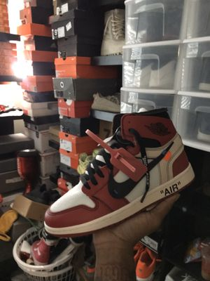 Photo Off white Jordan 1