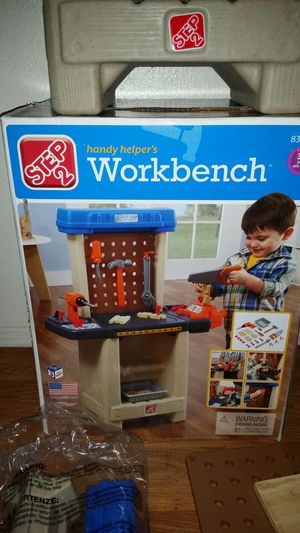 Brand new Step 2 child's workbench for Sale in Huntington Park, CA