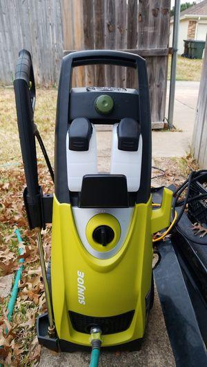 SunJoe Pressure Washer 2030 PSI for Sale in Plano, TX