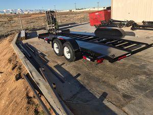81/2 x18 ta car hauler for Sale in San Diego, CA