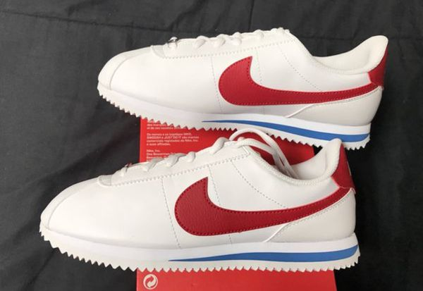 b2098713bcb Nike Air Cortez OG Forrest Gump Size 7y or 6y Running Shoes NEW DS ...