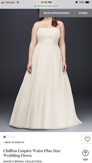 New And Used Wedding Dress For Sale In Gilbert Az Offerup