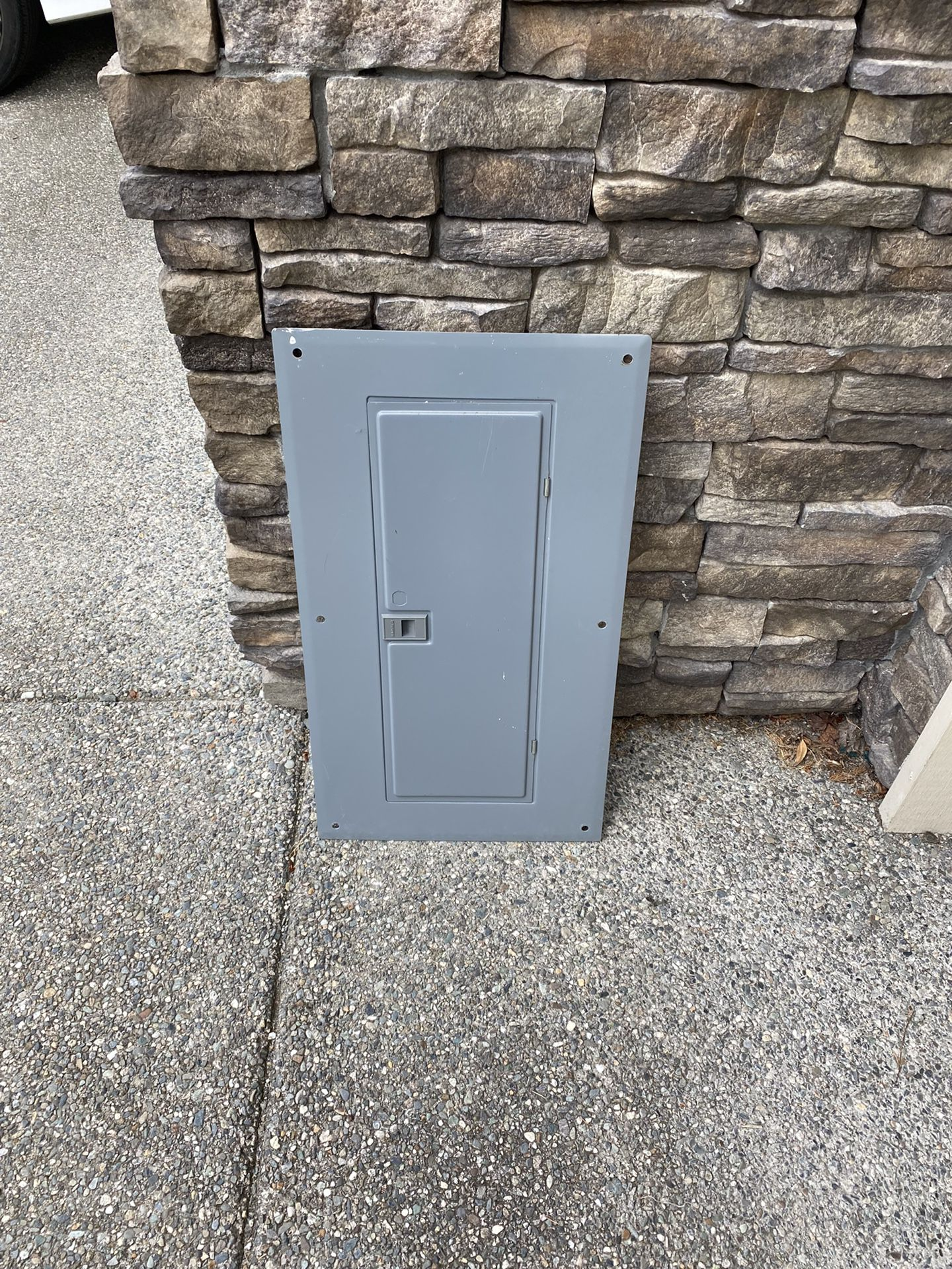 Square D Panel Cover . Very Good Condition
