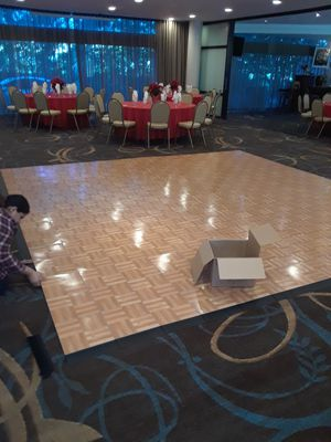 Dance floor for Sale in Riverside, CA