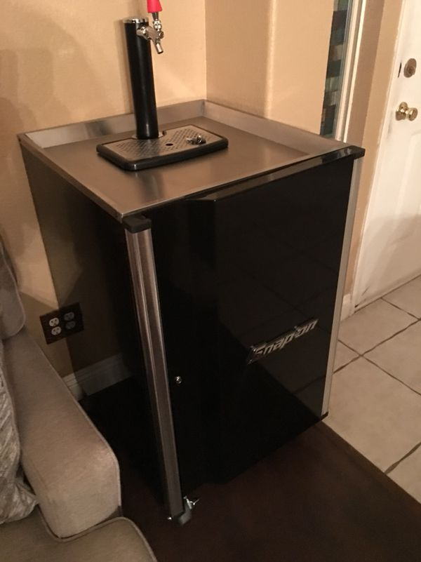 Snap on kegerator for sale - Alactraz tour