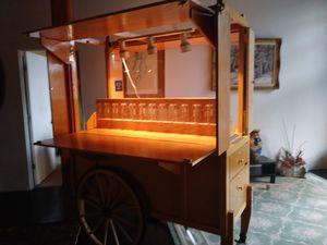 Custom made kiosk, on wheels for Sale in St. Louis, MO