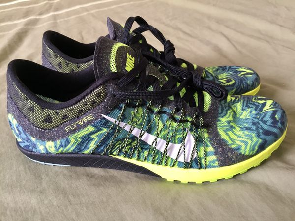 1ab2e51c138 NEW NIKE ZOOM VICTORY WAFFLE 3 XC CROSS COUNTRY CC TRACK SHOES Mens Sz 7.5