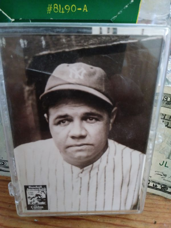 Baseball Immortals The Cologne Collection 60 Cards For Sale In Whittier Ca Offerup