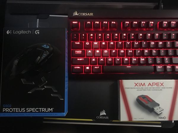 XIM APEX COMPLETE SETUP! for Sale in Dearborn, MI - OfferUp