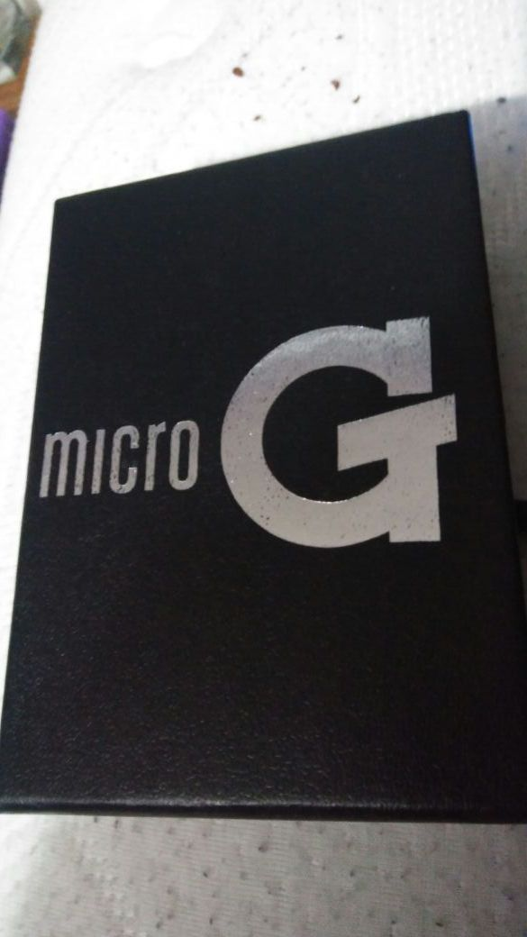 2 micro g pens brand new with charger