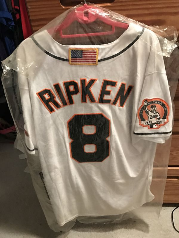 pretty nice 66b64 c947a Mitchell and Ness authentic Cooperstown edition Cal Ripken Jr jersey brand  new with tags size 50 for Sale in Baltimore, MD - OfferUp