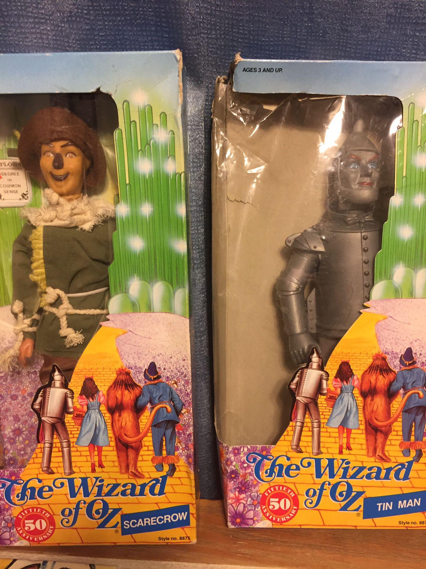 Wizard of Oz Dolls