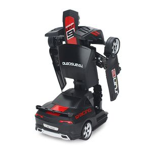 Black NASCAR transformer. Coolest toy. Brand new in box. Turn to robot with the touch of a button for Sale in Atlanta, GA